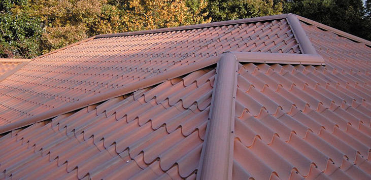Grande Tile By Classic 174 Metal Roofing Experts