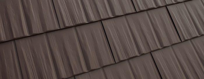 Cedar Shingle By Interlock 174 Metal Roofing Experts